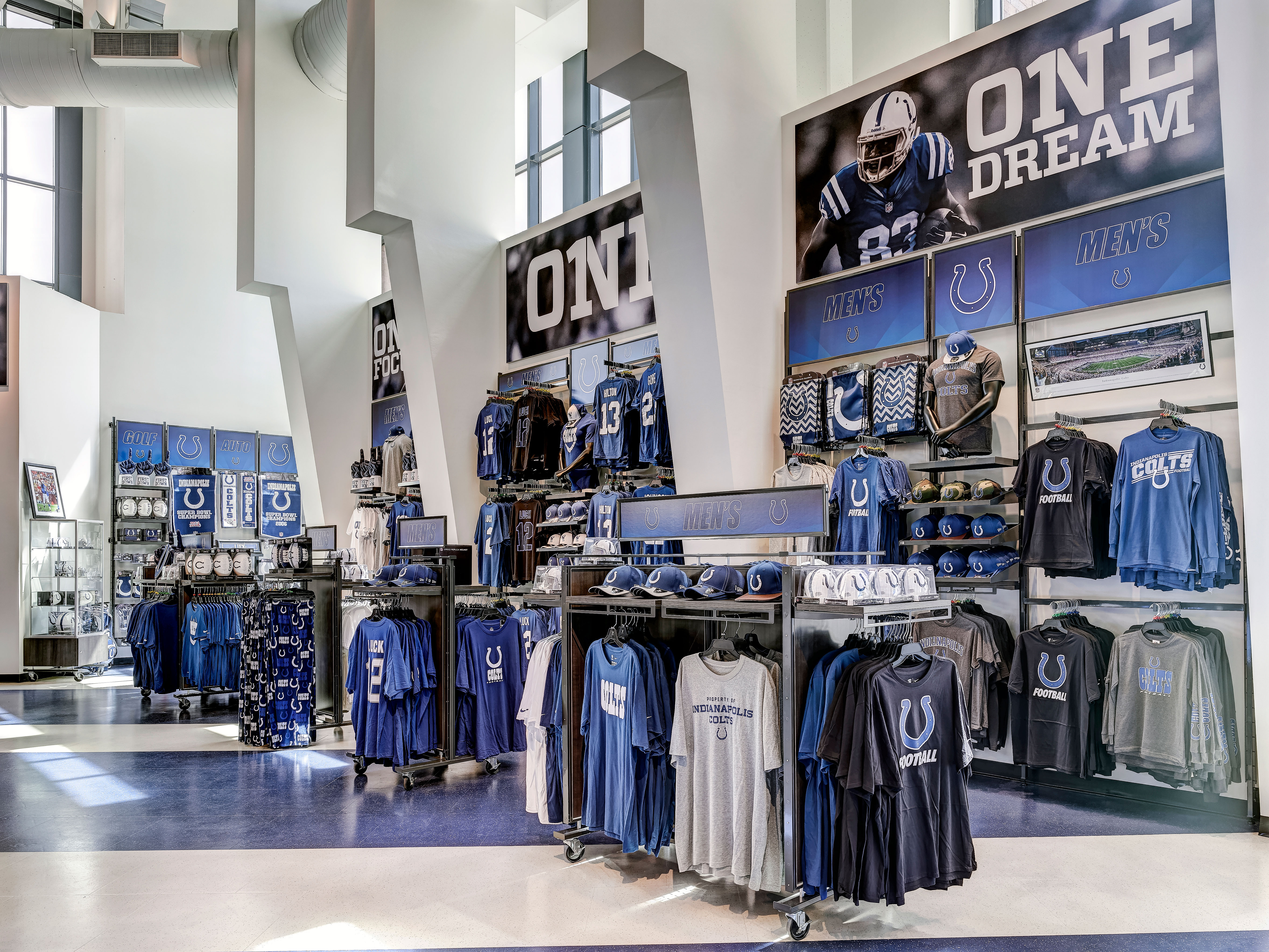 competitive price a0439 51291 Indianapolis Colts at Lucas Oil Stadium | OPTO