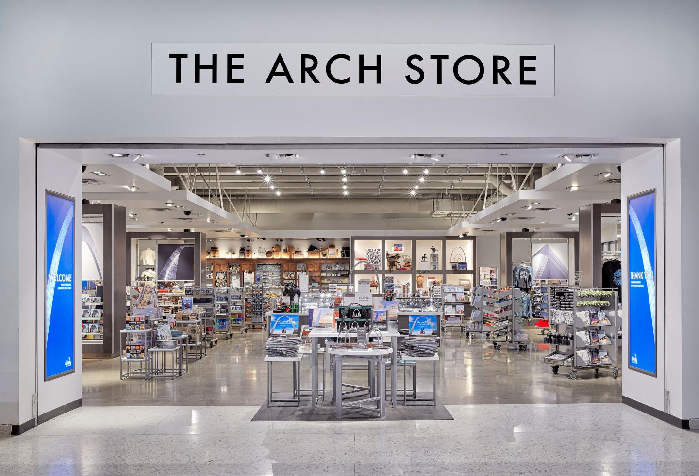 St. Louis Arch Gift Store