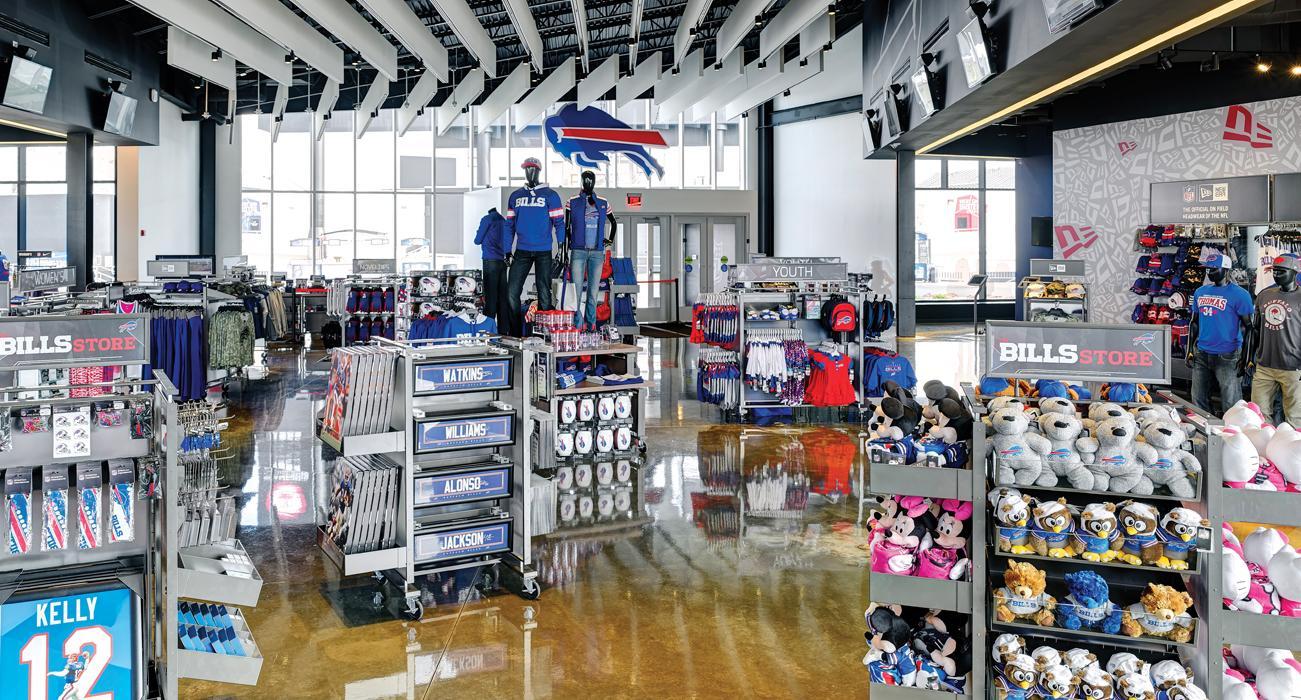 Buffalo Bills Team Store | OPTO
