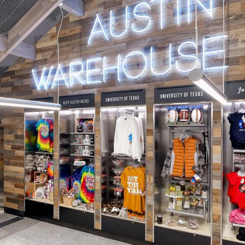 Austin Warehouse at Austin-Bergstrom International Airport
