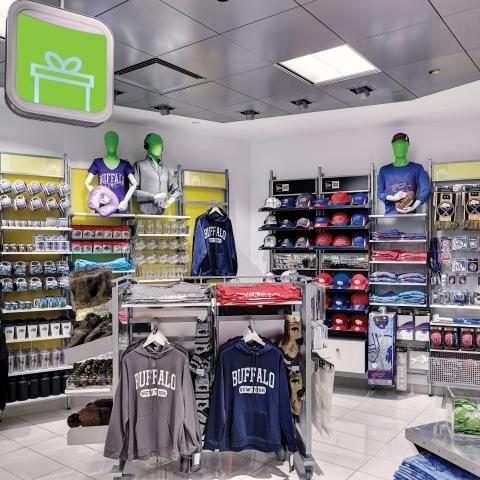 Jetset Market at Buffalo-Niagara International Airport