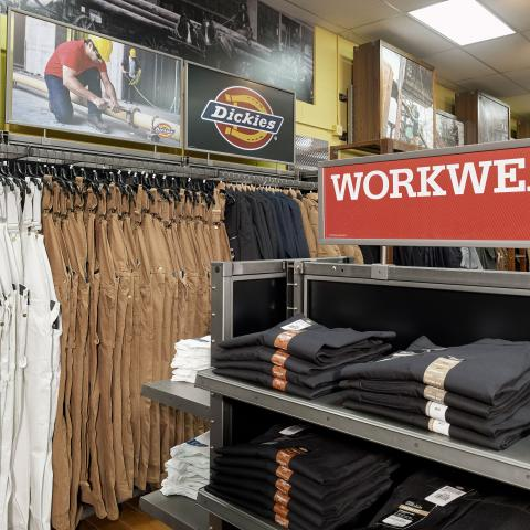 Williamson-Dickie at Whistle Workwear