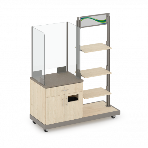 COVID BOPIS Mobile Counter