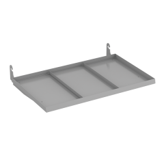 METAL HAT SHELF
