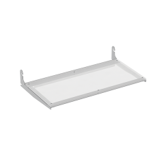 "3/8"" THICK ACRYLIC SHELF"