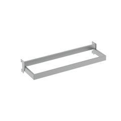 TWO-TIER ACCESSORY RAIL