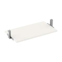 LAMINATED CENTER-MOUNT SHELF