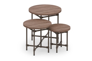 Classic Collection Round Table Set