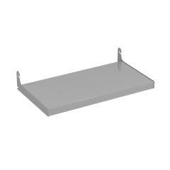 "1-1/2"" THICK METAL SHELF"